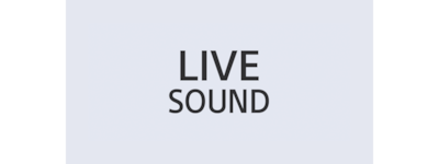 Logotip LIVE SOUND
