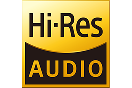 Logotip High-Resolution Audio