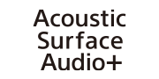 Logotip za Acoustic Surface+