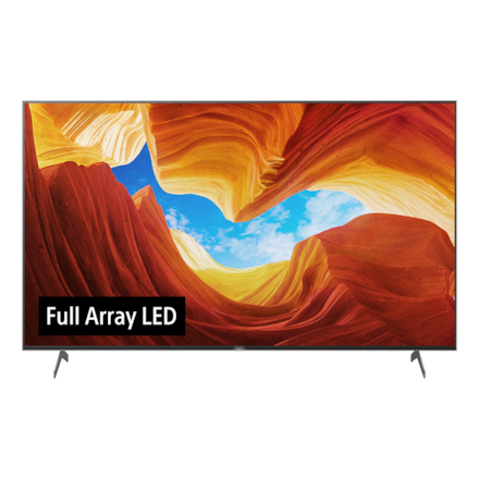 Slika – XH90 / XH92 | Full Array LED | 4K Ultra HD | Visok dinamički raspon (HDR) | Smart TV (Android TV)