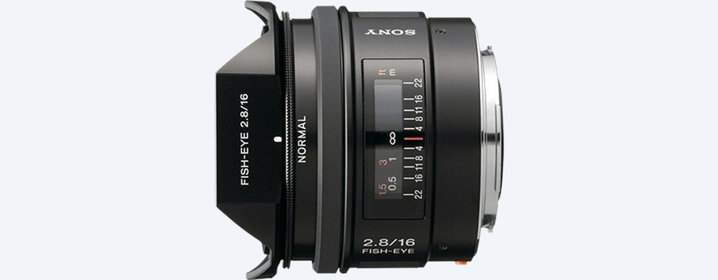 Slike – 16 mm F2.8 Fisheye