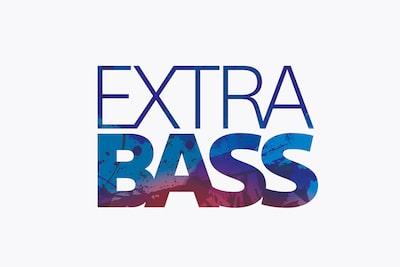 Logotip za EXTRABASS