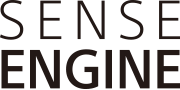 Logotip SENSE ENGINE