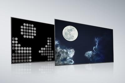 Klasična Full Array LED stražnja ploča i zaslon