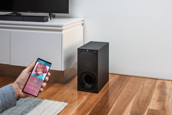 HT-S20R s mogućnošću Bluetooth® povezivanja