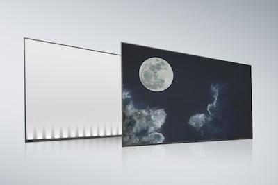 Edge LCD stražnja ploča i zaslon