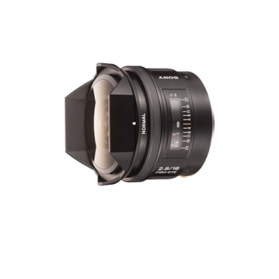 Slika – 16 mm F2.8 Fisheye