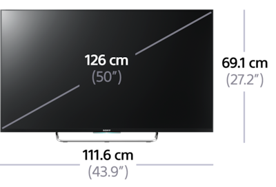 Slika – Full HD W80C / W85C s tehnologijom Android TV