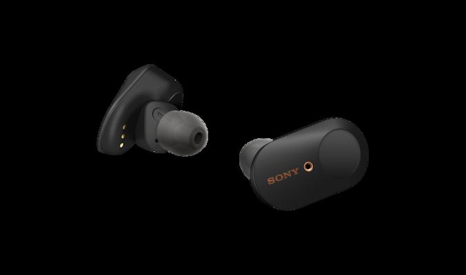 WF-1000XM4 | Bežične slušalice s funkcijom blokade buke