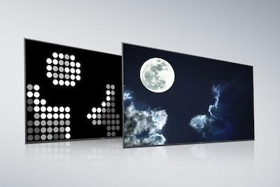 Sonyjev Full Array LED s X-tended Dynamic Range PRO stražnjom pločom i zaslonom