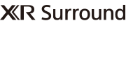 Logotip XR Surround