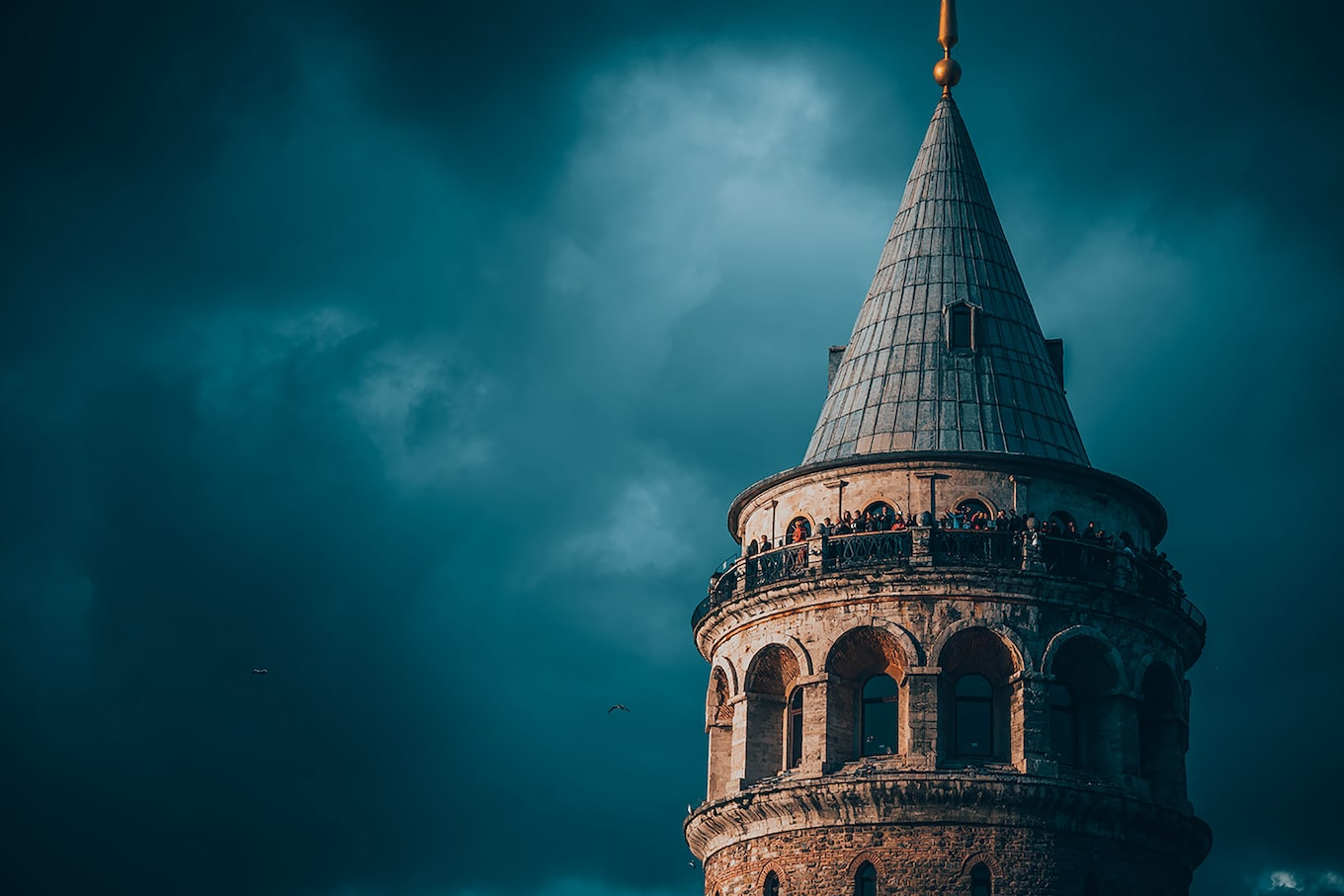 ilkin-karacan-sony-alpha-7RII-cathedral-spire-against-dark-moody-sky