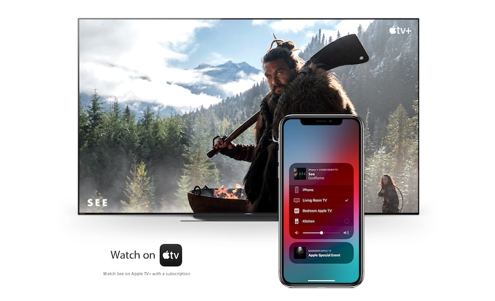 Bravia TV sa značajkom Apple AirPlay / Apple HomeKit