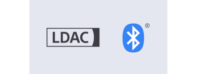 Logotipovi LDAC i BLUETOOTH®