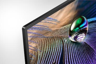 Slika dizajna s nevidljivim rubovima u krupnom planu